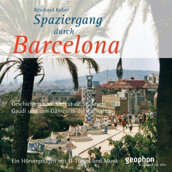 Hörbuch Barcelona geophon Cover