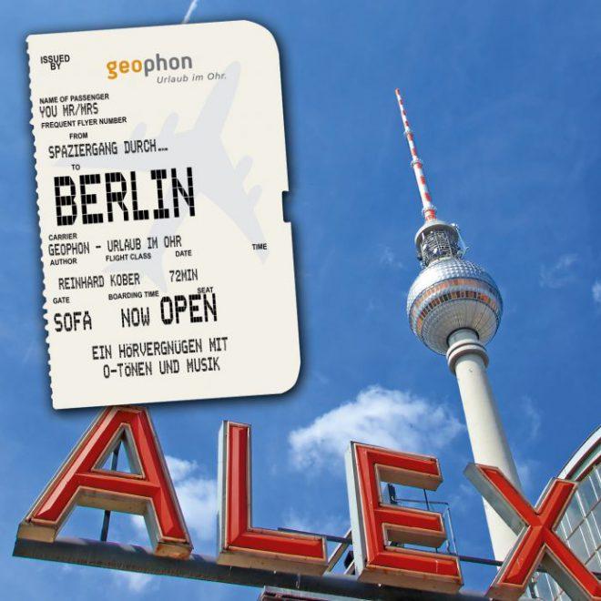 Hörbuch Berlin Cover