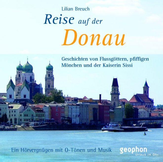 Hörbuch Cover Donau