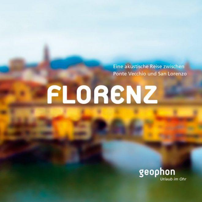 Hörbuch Florenz Cover geophon