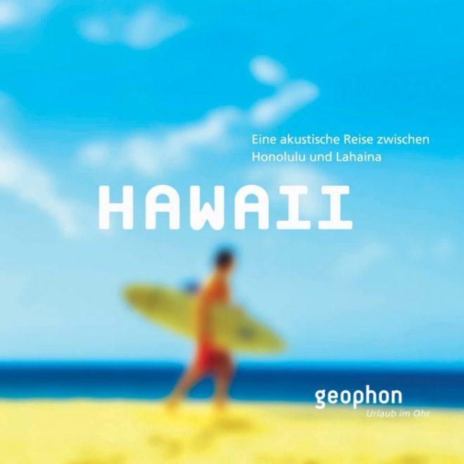Hörbuch Hawaii Cover geophon