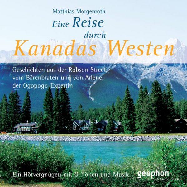 geophon Kanadas Westen Hörbuch Cover