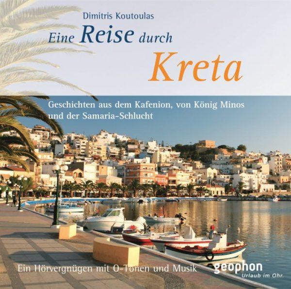 Hörbuch Cover Kreta