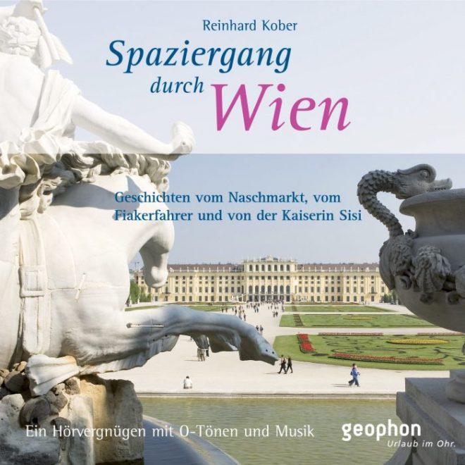 Hörbuch Wien Cover geophon