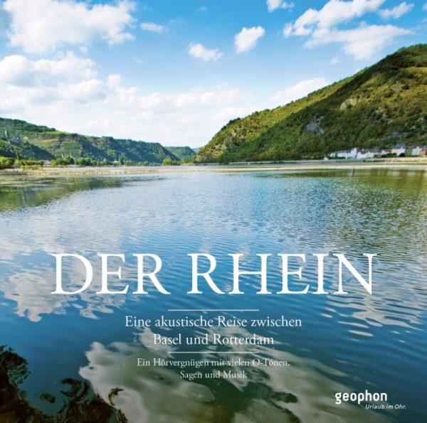 geophon Hörbuch Cover Rhein geophon