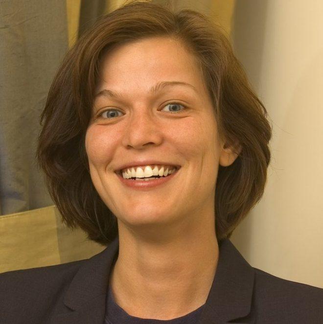Autorin Lilian Breuch, Autorin der geophon Hörbücher über Madrid, Budapest und die Donau.