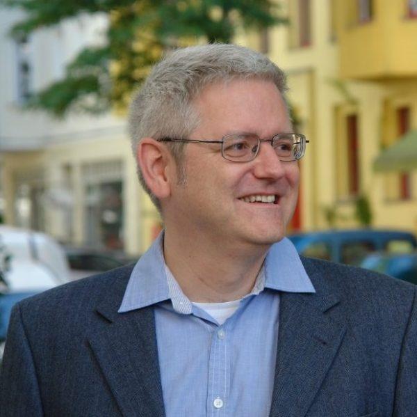Der geophon Autor Reinhard Kober.