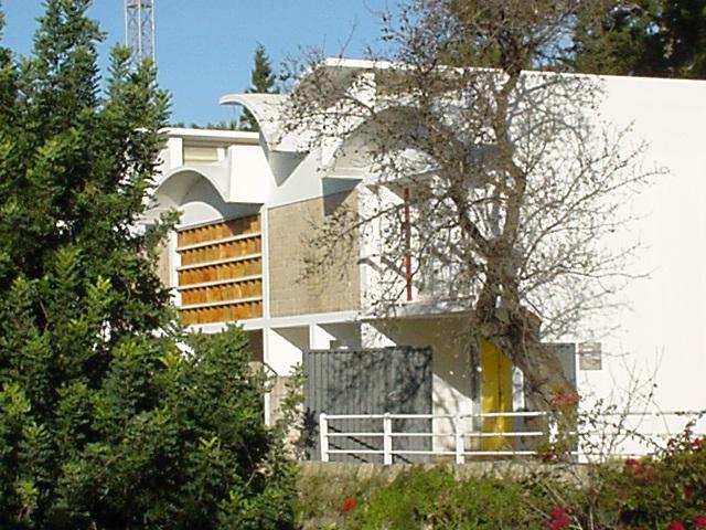 Das Atelier von Joan Miró.