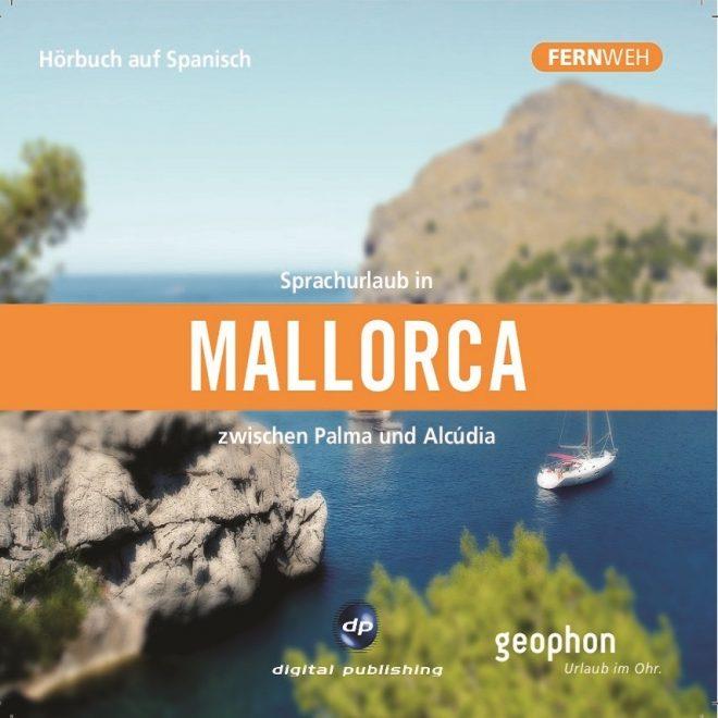 Cover Sprachurlaub auf Mallorca auf Spanisch von geophon