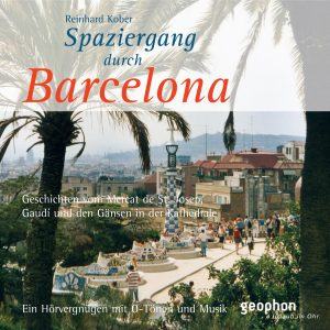 geophon CD Barcelona Parque Guell